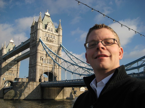 Tower Bridge and me