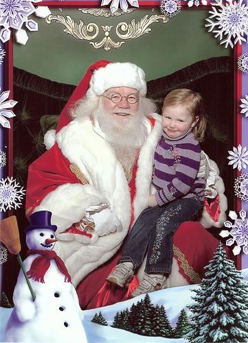 Santa and Leda, 2007