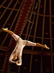 The Circus (knightoyo) Tags: nightshot circus acrobat doha qatar aplusphoto superhearts
