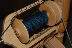 First yarn
