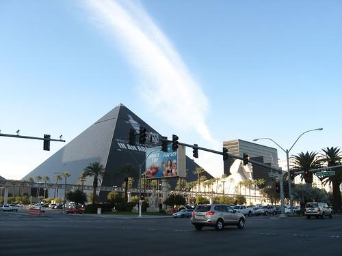 Las Vegas   #49 Luxor