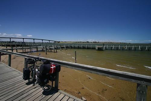 Goolwa, South Australia.