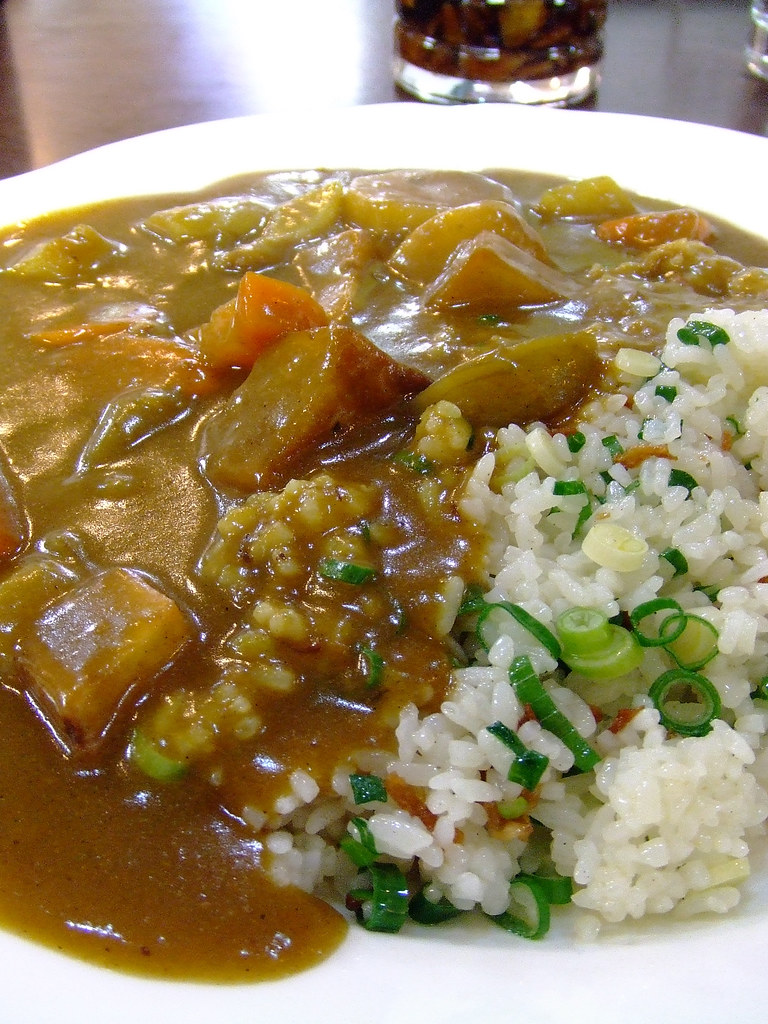 Root vegetables Curry