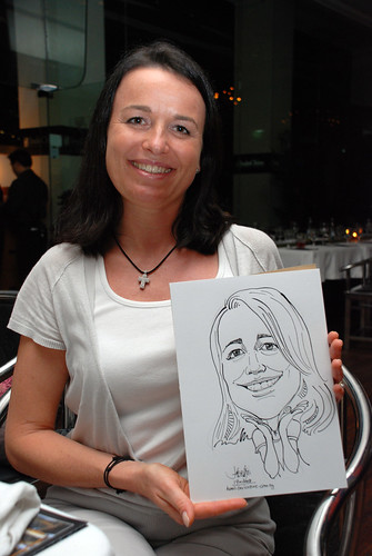 Caricature birthday party 190108 5