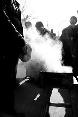 10th of Muharram(Ashura) in Sarcheshmeh Square(Bazaar).      (Amir Maljai( )) Tags: bw muharram ashura d200 tehran ashoora  uaephotographer iranianphotographer   10thofmuharram 15thkhordadst uaephotography dubaiphotographer dubaiphotography   persianphotographer persianphotography iranianphotography
