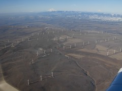 I012508 664 (brewbooks) Tags: windmill washington power windmills electricity geography mooney airborne windfarm windowseat goodnoehills windturbinegenerator i012508 goodnoehillswindfarm