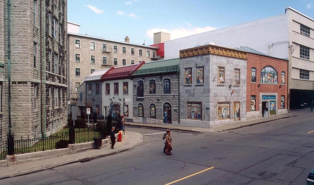 La Fresque de l'Hôtel-Dieu de Québec