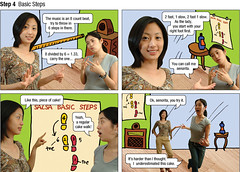 Step 4 (hwayoungjung) Tags: comic amoeba 12stepenglish