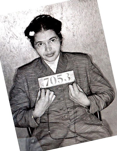 The Birth of Rosa Parks