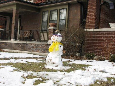 snow man 030208