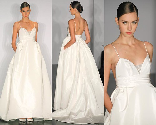 White Cheap Wedding Dresses Style