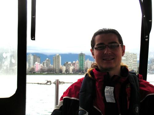 Steven in Vancouver