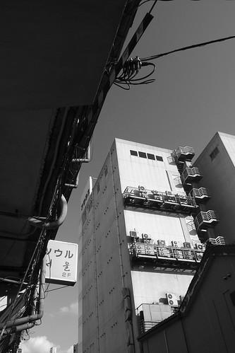 『にいがたフォトセッション講』 街撮り(モノクロ編)