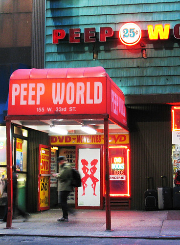 Peep World, NYC
