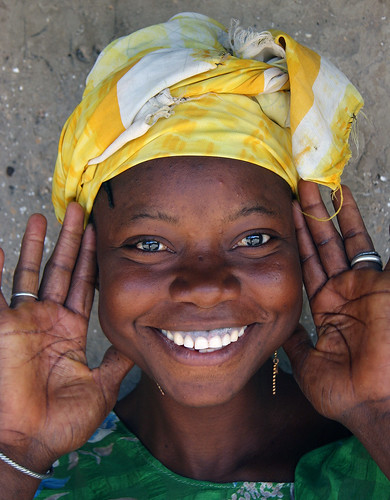 A gambian smile by Ferdinand Reus on Flickr
