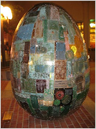 Circuit egg