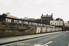 117,383 Cars (andy_sunley) Tags: liverpool nikon agfa biennial merseyside capitalofculture liverpoolbiennial nikonf65 liverpool08 liverpoolcapitalofculture agfacolorpro200 aapeorg