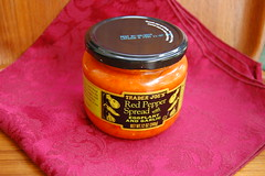 Red Pepper Spread