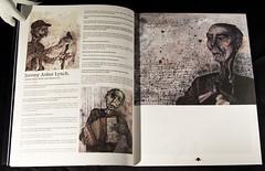 Ilustration by Jeremy Ashley Lynch (Sonsoles Lozano) Tags: magazine revista lozano scartissue sonsoles arquitecturas frgiles