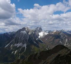 Monte Vualt - 2 maggio 2008 (panorama dreamers) Tags: mountain mountains montagne montagna friuli sernio valaupa grauzaria alpifriulane