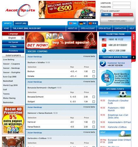 Ascot Sports