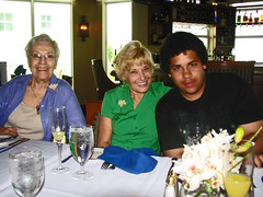 MY: mom sis son (Globetoppers) Tags: 3 trevor auntie diane generations didi carmella sohl tselliott mothersdaylunch nosting