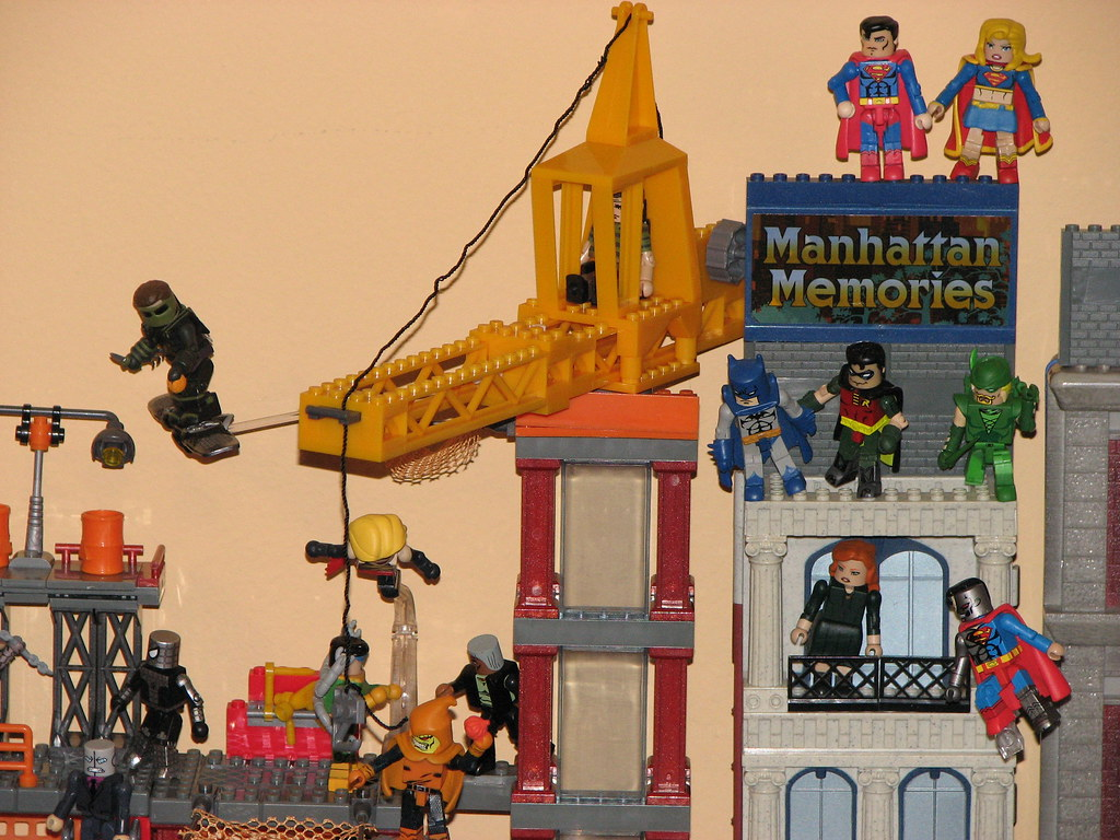 The World's newest photos of marvel and megabloks - Flickr