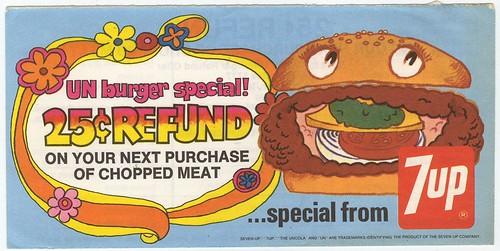 7-Up Un-burger