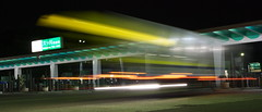 - Timed Exposure At JP Toll Booth (typh00nrider) Tags: japan raw