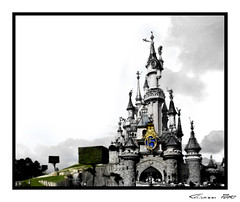 Le Chteau de la Belle au Bois Dormant (cPutter) Tags: paris castle europe disney fairy sleepingbeauty orton cputter
