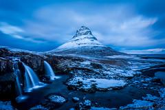 Kirkjufell (Daniel Coyle) Tags: kirkjufellsfoss kirkjufell snæfellsjökull westiceland iceland island mountain water waterfall longexposure danielcoyle nikon nikond7100 d7100