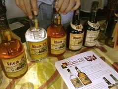 j.m rhum martinique rum renaissance festival miami