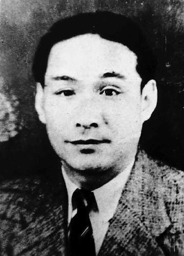潘汉年(1906-1977)