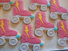 Barbie's roller skates.