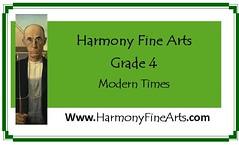 HFA Grade 4 Button
