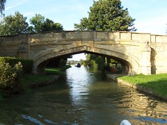 Bridge (crwilliams) Tags: bridge canal date:year=2005 date:month=september date:day=21 date:hour=17 date:wday=wednesday