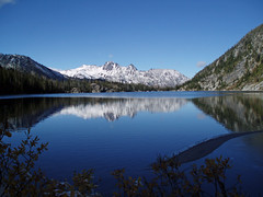 Alpine Lakes Wilderness in Washington State