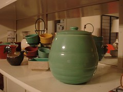 Bauer Cookie Jar (.Hollie.) Tags: bauer pottery bauerpottery