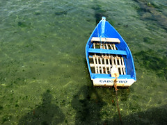 Shadow in the water (marcusrg) Tags: shadow water gua tag3 taggedout boat tag2 barco tag1 sombra cabofrio