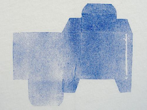 Flat Box Print