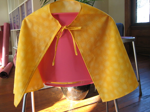 Word Girl Cape