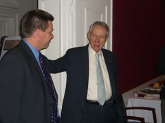 Harry Reid and John Wallin