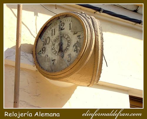 Relojería Alemana