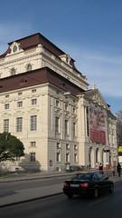 Grazer Opernhaus in Streifen #3
