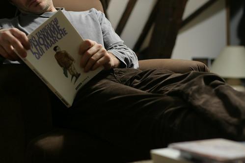 lecture paresseuse
