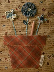 Country Patch Bag 2 - pocket par PatchworkPottery