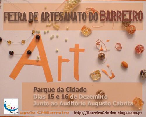 Cartaz Feira de Artesanato
