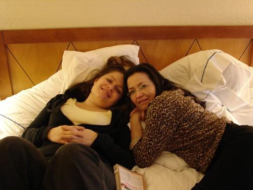 Mariko & Mom