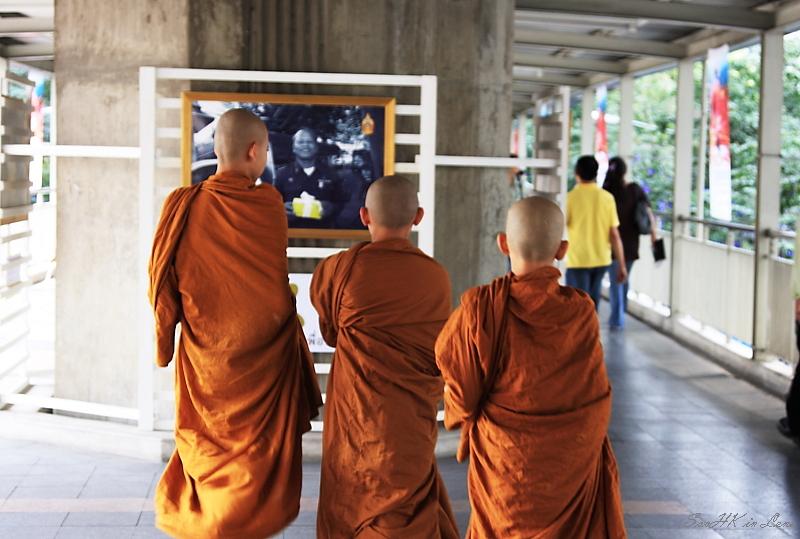 3 novice monk