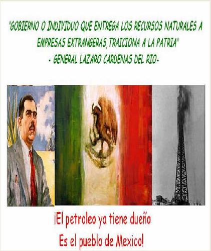 EL PETROLEO YA TIENE DUEÑO